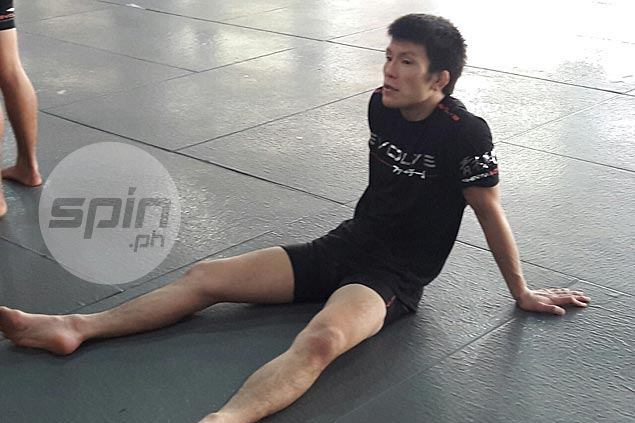 Shinya Aoki says he will 'enjoy' title fight against 'scared' Eduard Folayang