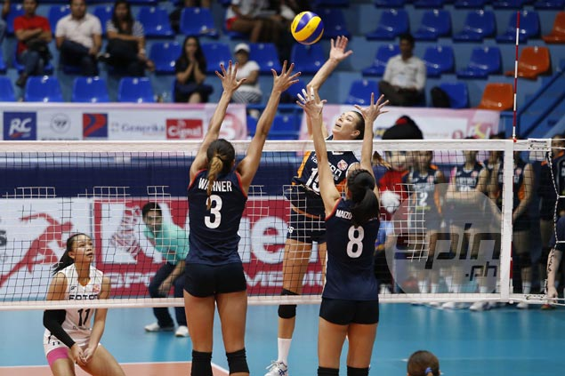Foton takes down Petron in five sets to stay unbeaten, take solo lead in Super Liga GP