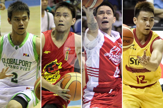 With yet another move, RR Garcia joins list of most traded players in PBA