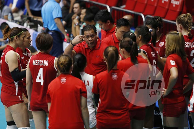Acaylar keeping players motivated as Cignal tries to salvage fifth in match against Generika