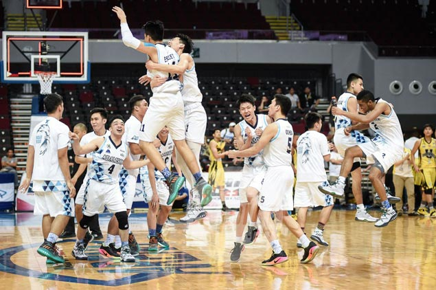 Adamson Falcons rip UST to clinch Final Four spot, slam door on UP and NU