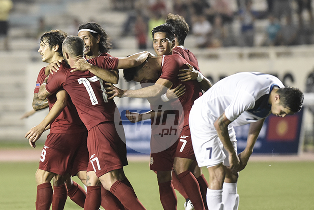 Misagh Bahadoran replicates scoring effort against Kyrgyzstan as Azkals score morale-boosting win before Suzuki Cup