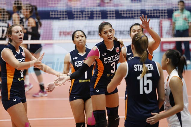Foton welcomes back Jaja Santiago in crucial clash vs RC Cola Army in Super Liga GP