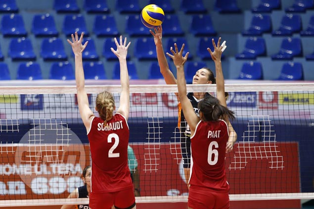 Foton stays unbeaten in five matches and sends Cignal crashing back to earth