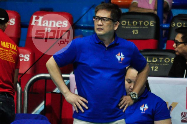 Generika coach Vicente sees red after referee shouts at player, wants official axed