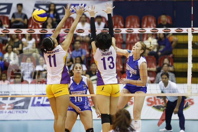Vengeful Kate Morrell eyes big win over UST to close V-League stint on high note