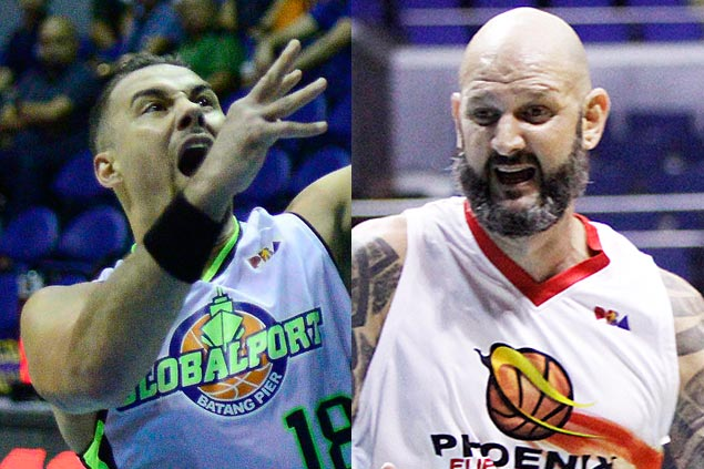 Phoenix to acquire Doug Kramer from Globalport for fellow veteran Mick Pennisi
