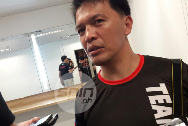 Mark Sangiao says ward Eduard Folayang ready to neutralize Shinya Aoki's elite grappling