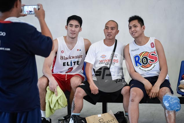 Mike Tolomia tempers expectations as RoS looks to him to help fill gap left by Paul Lee