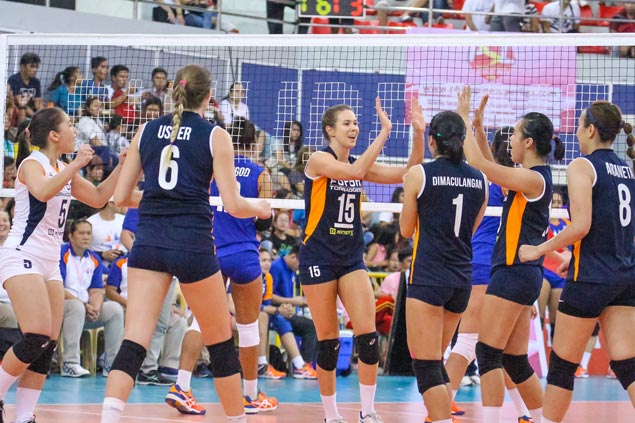 Foton extends unbeaten run to six with rout of winless Generika in PSL Grand Prix