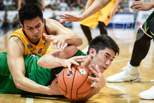La Salle's strong finish dents skidding FEU's bid for twice-to-beat edge in semis