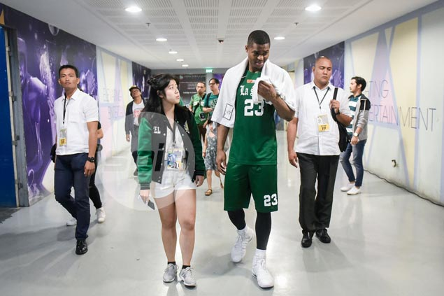 Ben Mbala confirms two bodyguards shadow him on Danding Cojuangco instruction