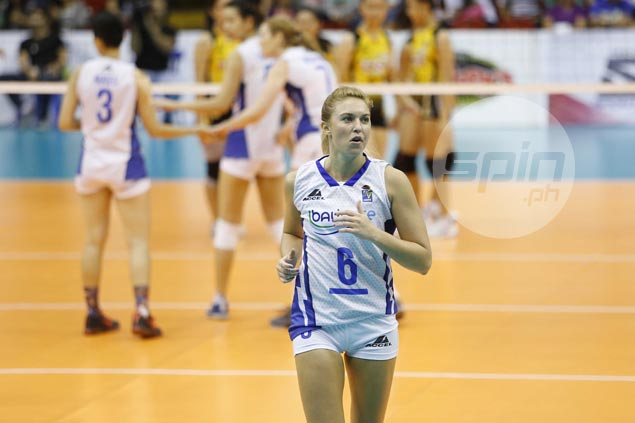 Manns looks to prevent another slow start as BaliPure seeks to finish off UST in third-place series