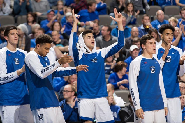 Sixth seed Creighton has tough opening match in NCAA Tournament vs A-10 champ Rhode Island