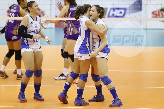 Skipper Gumabao plays down role in leading Pocari Sweat closer to second V-League crown