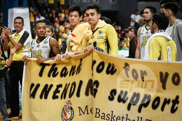 UST duo Sheriff, Lao hold heads high despite frustrating end to UAAP careers