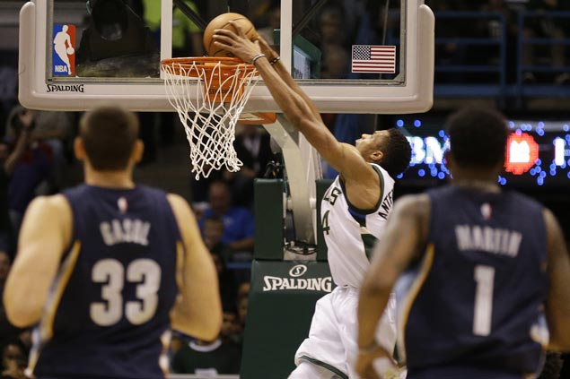 Giannis Antetokounmpo: An All-Star this season and beyond