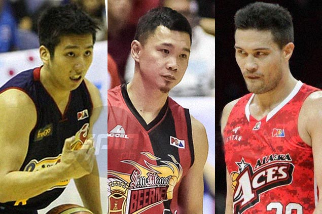Menk, David, Teng lead big names left out in cut-throat battle for PBA spots