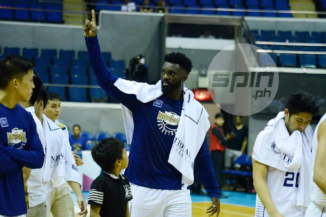 NU senior Alfred Aroga says he'll miss UAAP referees the most: 'I love those guys'