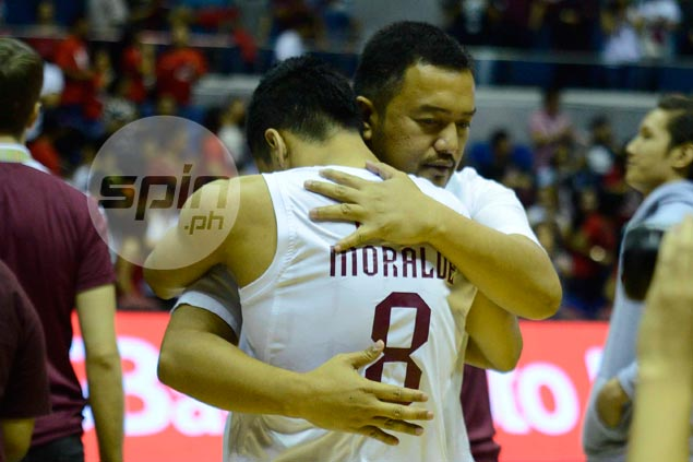 Despite ups and downs, Dave Moralde says he'll always be grateful for UP opportunity