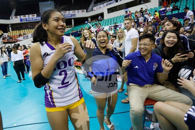 Teary-eyed Alyssa Valdez refuses to be discouraged after setback: 'It doesn't stop here'