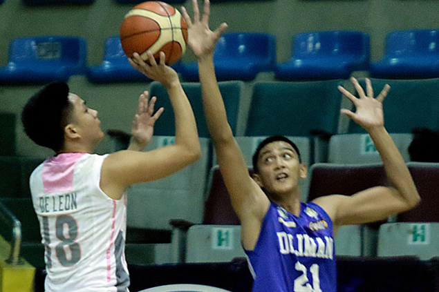CEU Scorpions roll past Diliman College to stretch unbeaten run in UCBL to nine games