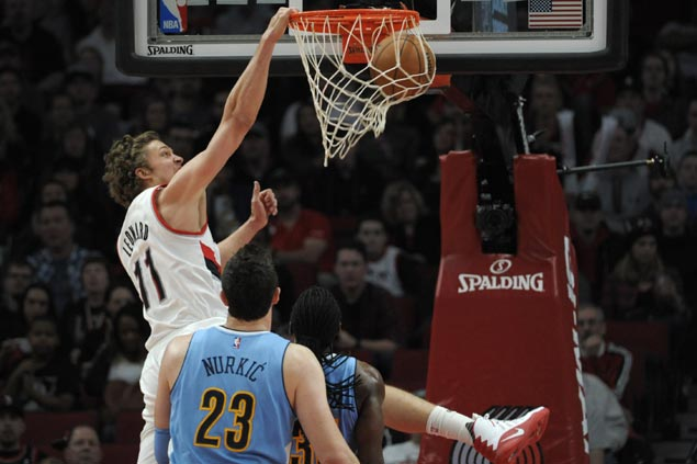 Portland stuffs Denver's late rally to complete comeback win from 17 points down