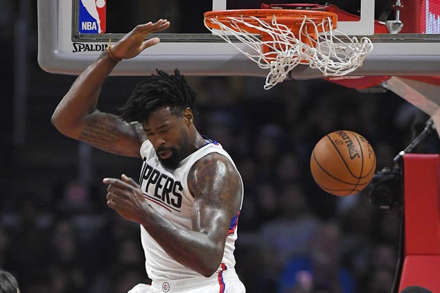 NBA-best Clippers extend win run to seven with 32-point drubbing of Nets