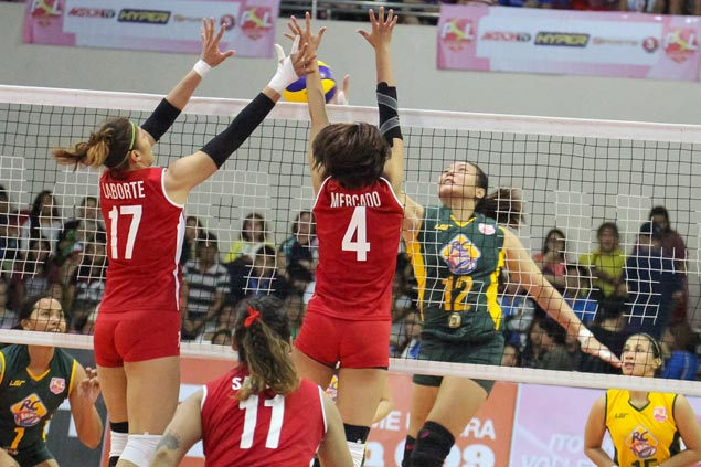 Army proves too strong for Cignal side missing import Lynda Morales in PSL match in Cavite