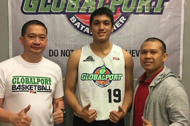 Globalport signs Von Pessumal, acquires Aaron Aban from TNT for draft pick