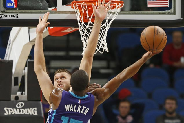 Hornets overcome cold start with hot shooting in the third to hold off Timberwolves