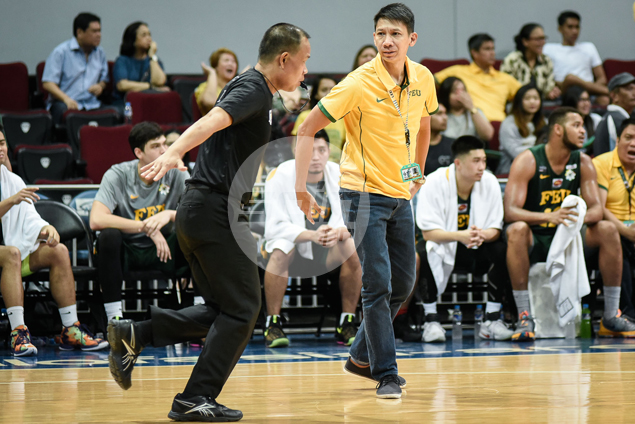 Racela fears anticipation of 'dream finals match-up' may turn into a nightmare for FEU