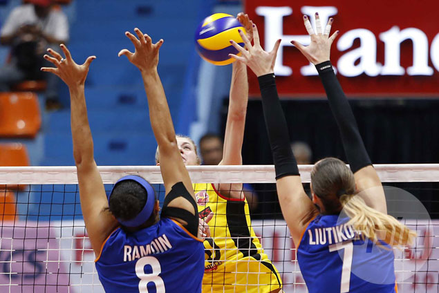 Weary F2 Logistics still too much for winless Generika Lifesavers