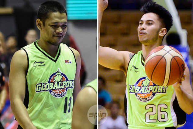 Ronald Pascual, Roi Sumang released by Blackwater despite having live contracts