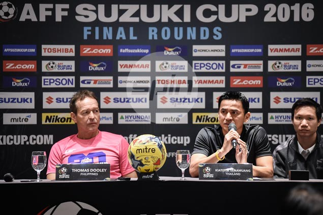 Coming off draw vs Australia, Thailand offers Suzuki Cup campaign to late king