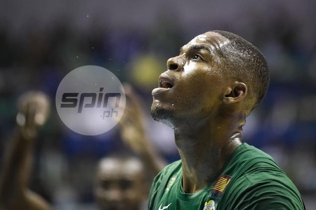 Ben Mbala honored to join Cameroon pool, awaits La Salle green light to vie for spot in national team