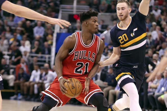 Chicago grinds out an ugly win against Utah as Bulls stretch streak to four
