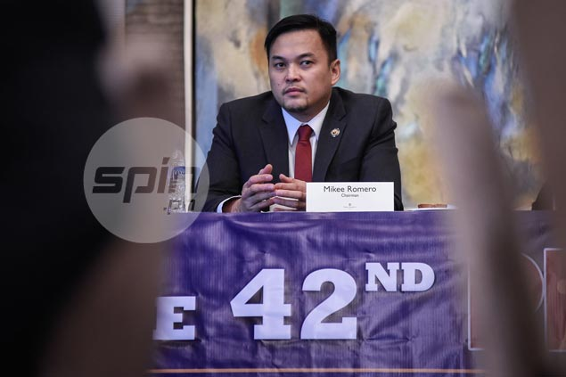 Mikee Romero rules out PBA expansion until league has achieved balance
