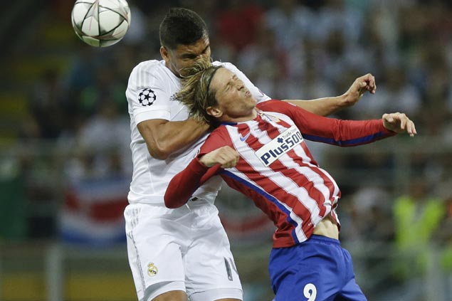 Unbeaten Real eyes payback against rival Atletico in anticipated Madrid derby