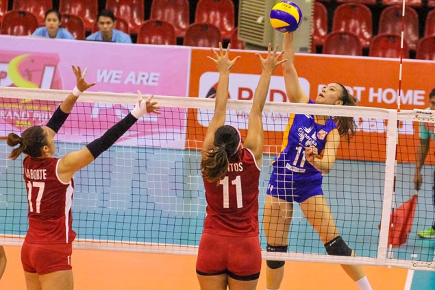 Generika stops the bleeding, gets first win at expense of Cignal in PSL Grand Prix