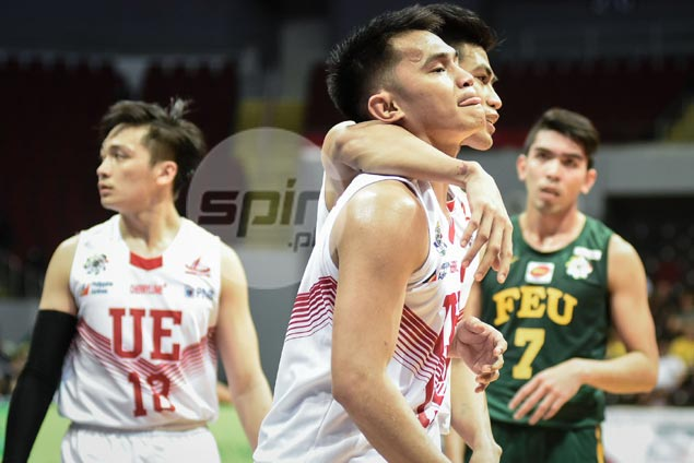 Former UE Red Warriors gunner Bonbon Batiller set to join Arellano Chiefs, say sources