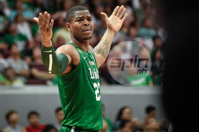 Capacio says there's no point comparing UAAP MVPs Mbala, Williams. Here's why