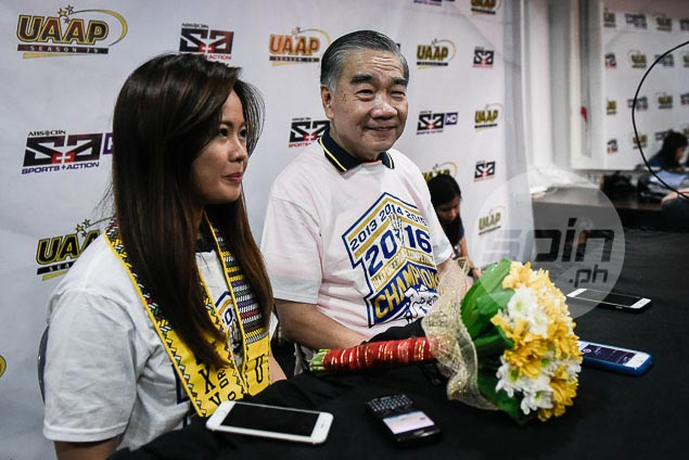 Ghicka Bernabe on NU Pep Squad victory in wake of UP boycott: 'UAAP is still UAAP'