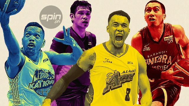 PBA Preview: San Miguel, TNT, Ginebra and Alaska are cream of the crop
