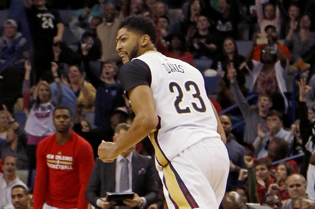 Pelicans erase double-digit fourth quarter deficit and beat Hornets in overtime