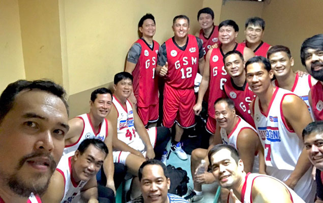 Former Ginebra, Purefoods stars relive rivalry as Pampanga charity game ends in draw