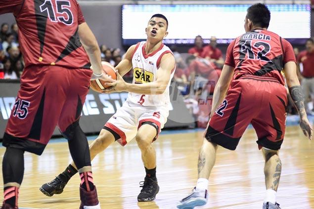 Solid Jio Jalalon still left in awe by quality of play in PBA: 'Di mo madadaan sa bilis'