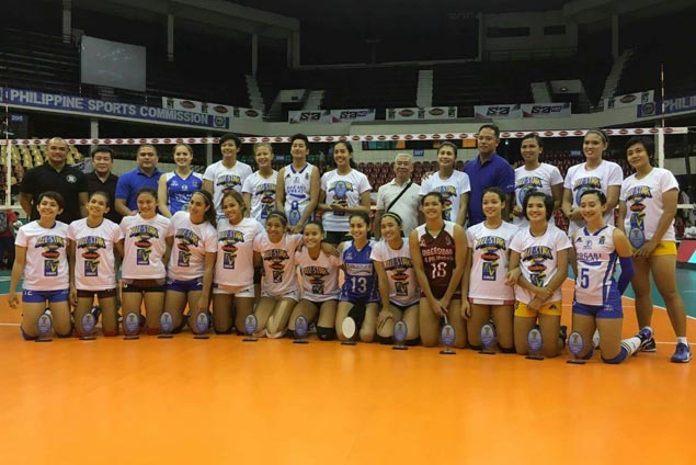 V-League rivals unite to put on show for fans - and lend hand to typhoon victims