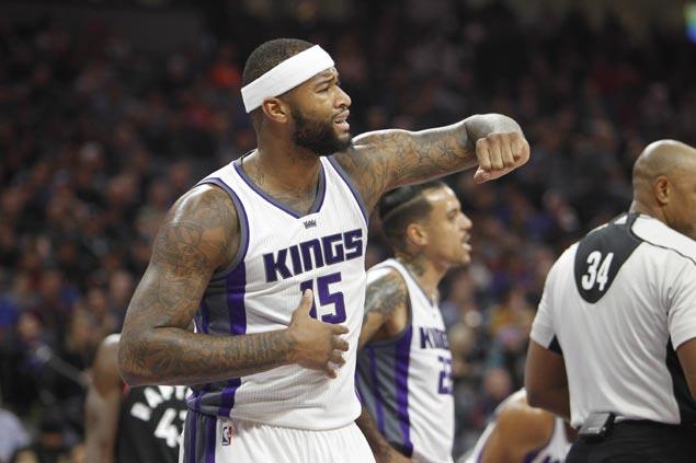 Kings halt four-game slide, beat Raptors as DeMar DeRozan struggles