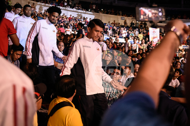 James Yap admits it will take a while to get used to not being a Star Hotshot